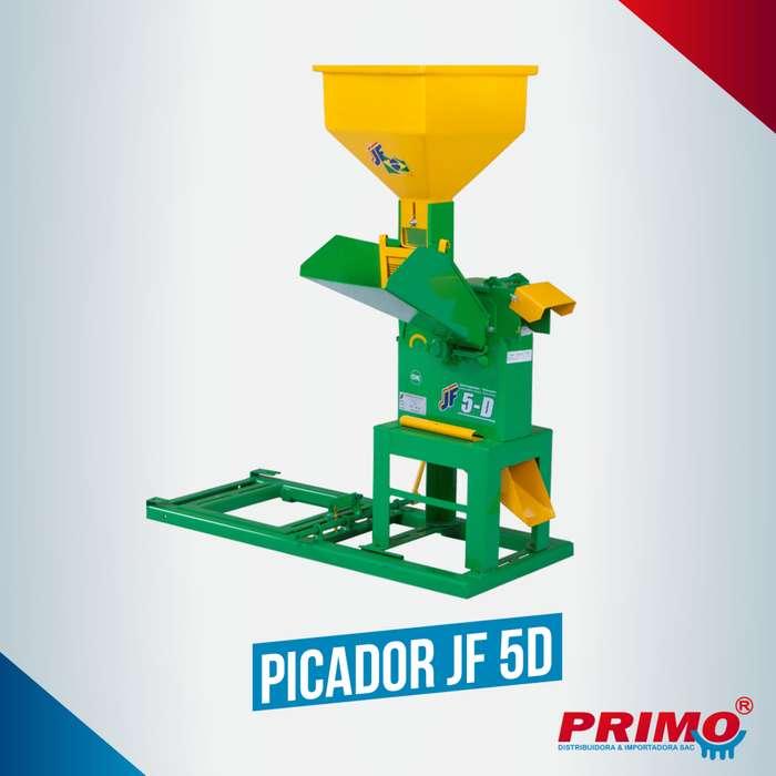 PICADORA JF 5D ideal para sector agropecuario