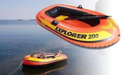 Bote Intex Explorer de venta
