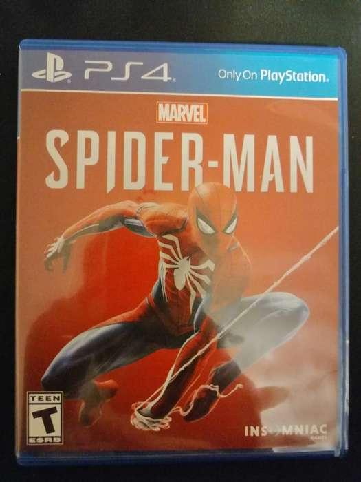 Spiderman Como Nuevo Playstation 4