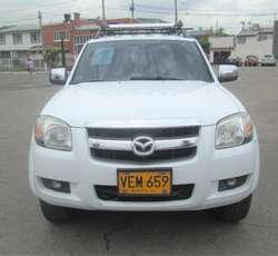 Mazda Bt50 Dc 4x4 Gas Gasolina 2008