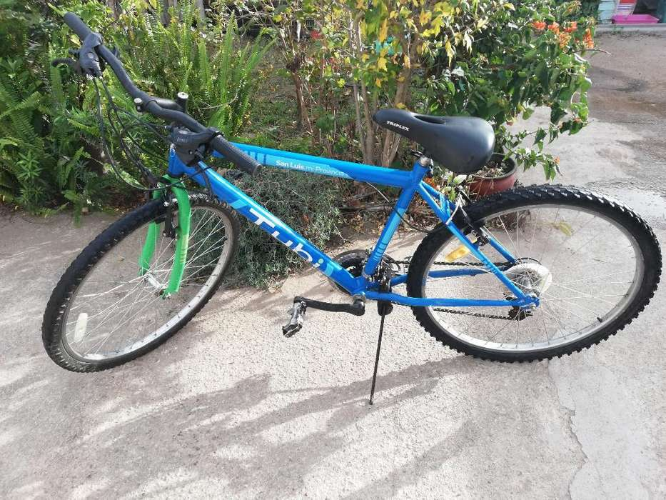Vendo Bicicleta Tubi Rodado 26.