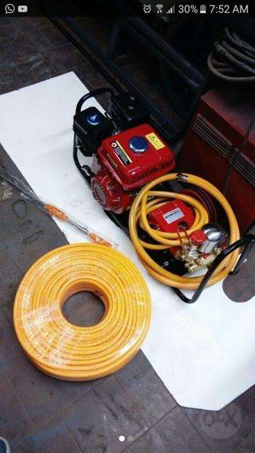 fumigadora honda estacionaria con precio especial llamanos 3112203477