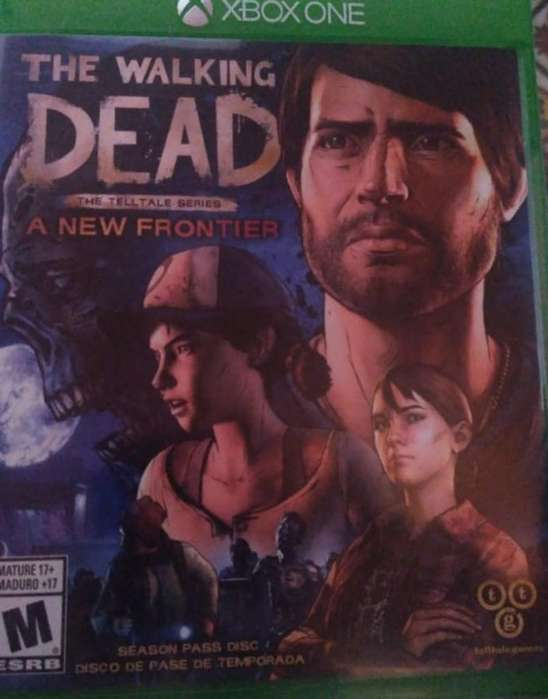 Juego The Walking Dead Xbox One