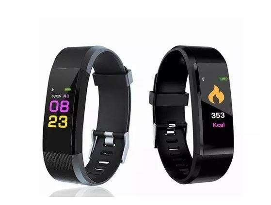 Smartwatch Pulsera Reloj Smartband Fitnes Iphone Android