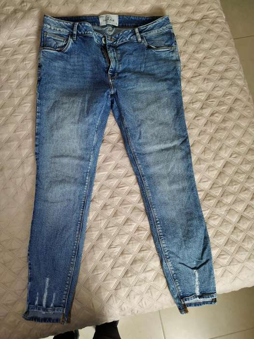 Se Vende Pantalón Marca Color Blue