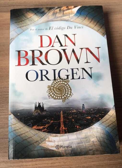 Origen -Dan Brown-