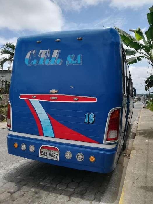 Vendo bus urbano izuzo ftr 2002