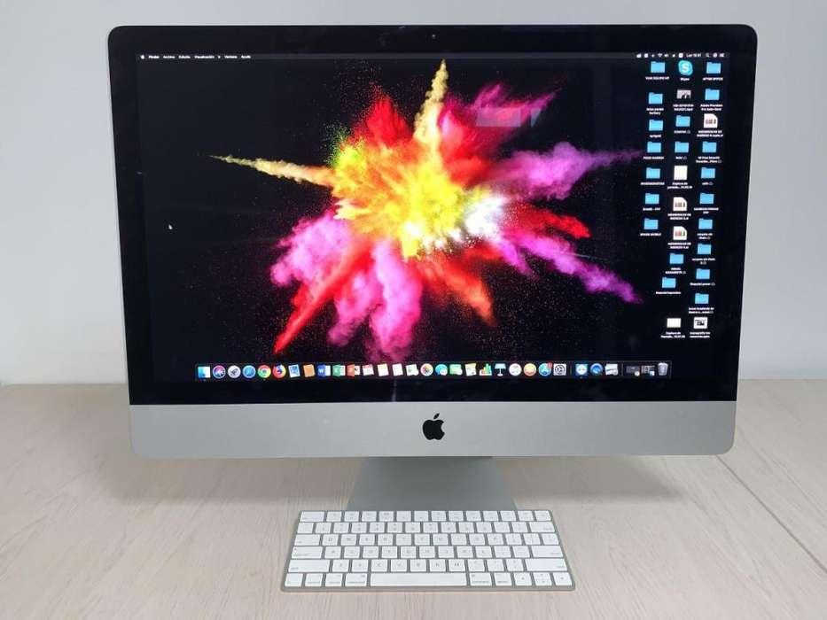 Apple iMac de 27 de pulgadas 5K 3,4 GHz 8 GB 2400 Pro 570 4GB