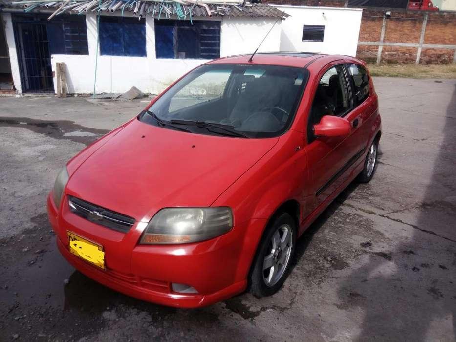 Chevrolet Aveo 2008 - 71000 km