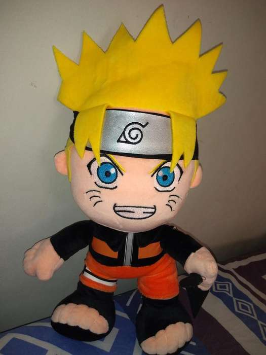 Vendo Peluche de Naruto