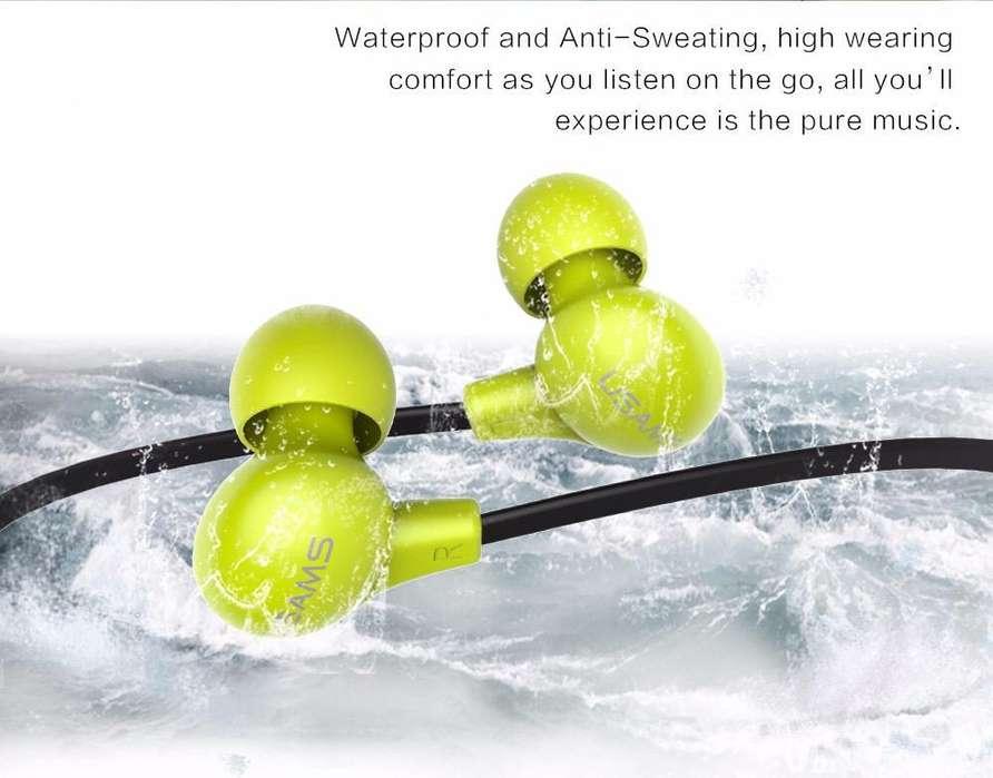 Audifonos Sonido Hd Waterproof