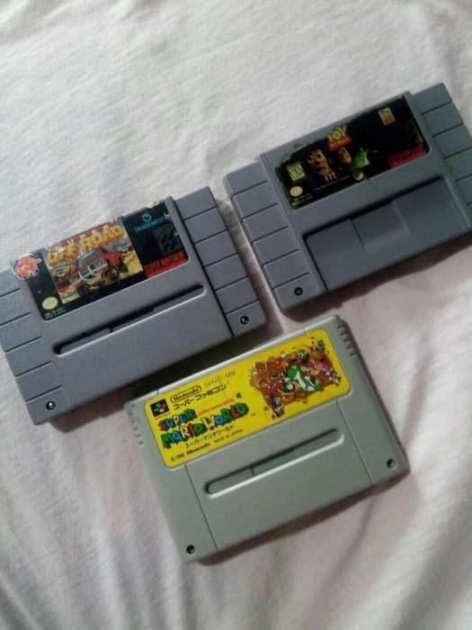 Juegos para Nintendo