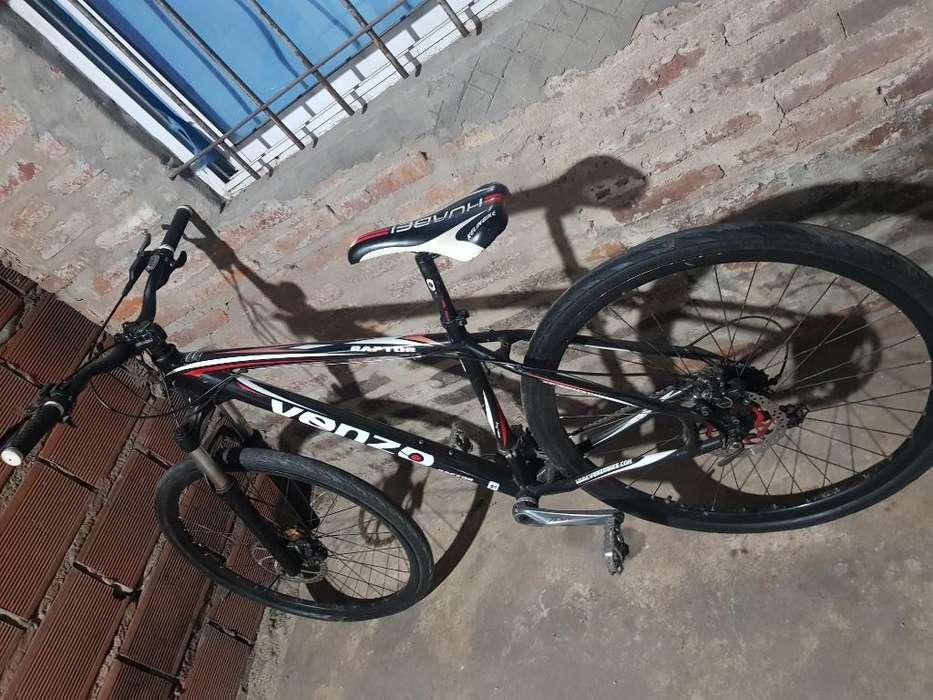 Bicicleta Venzo Raptor