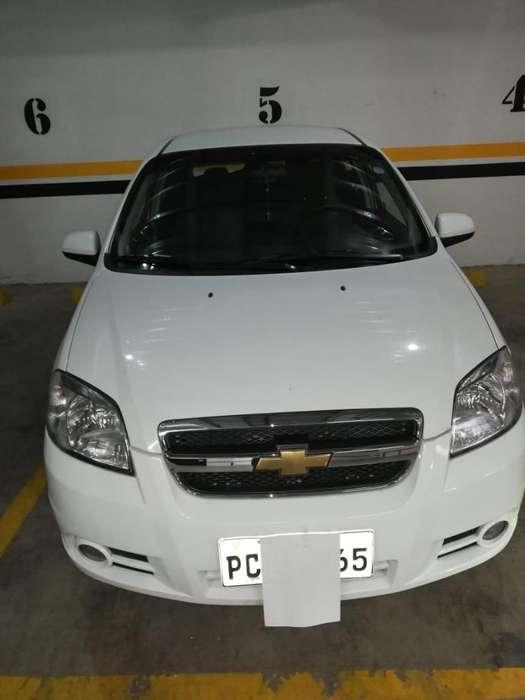 Chevrolet Aveo 2016 - 54000 km