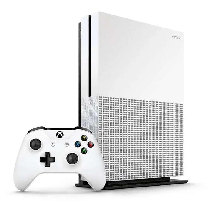 Xbox One S Liquido Urgente