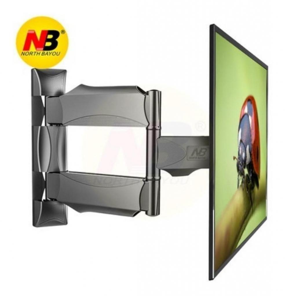 Soporte De Pared Tv 32-58 Pulgadas North Bayou Nb P4