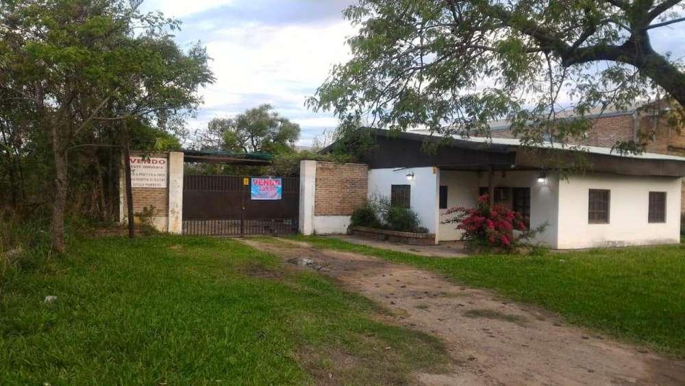 SE VENDE Casa Quinta y Parque con pileta, RCIA CHACO