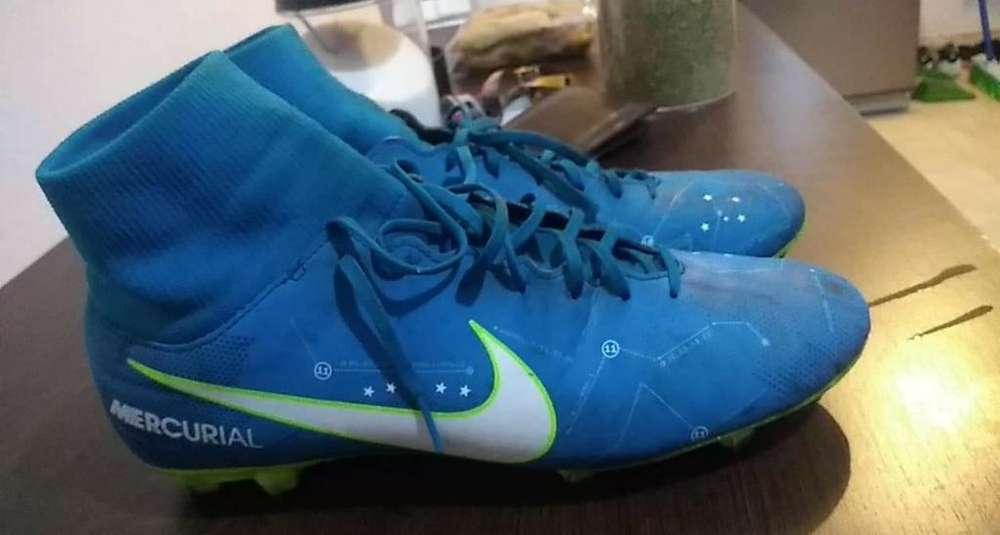 Vendo O Permuto Botines Nike Mercurial