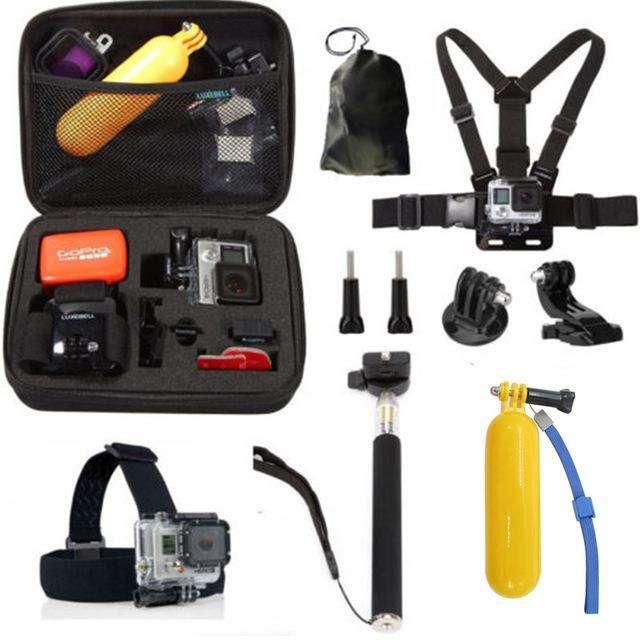 <strong>accesorios</strong> Kit Gopro