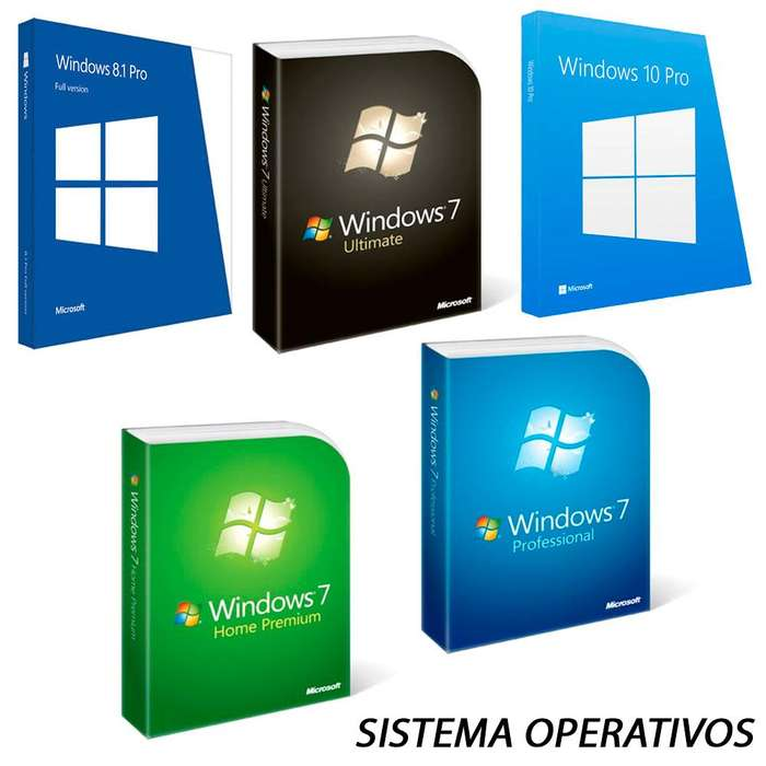 SISTEMA WINDOWS TODOS