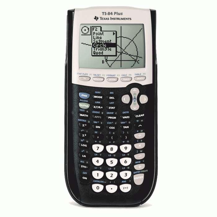 Calculadora TI-84 Plus Texas Instruments