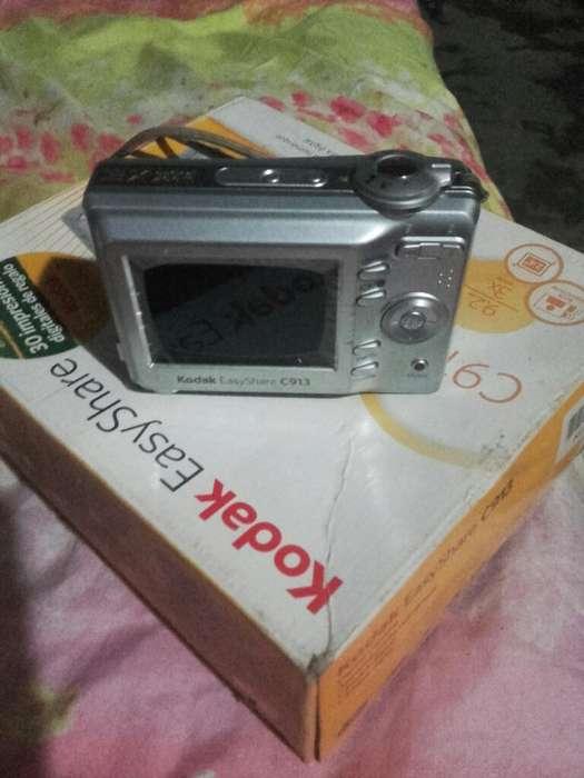 Vendo Camara Digital Kodak C913en Caja