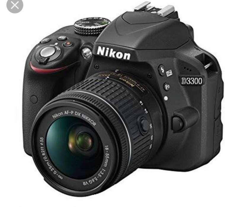 Venta de Camara Nikon Profesional