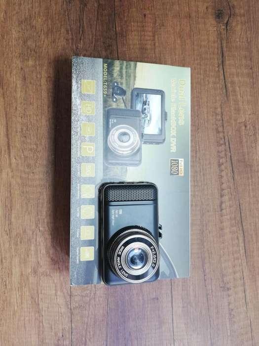 CAMARA DUAL LENS FULL HD 1080