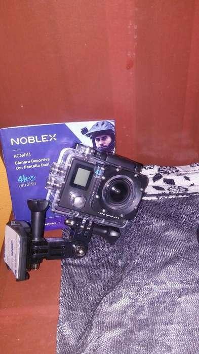 Camara Noblex 4k Ultra Hd