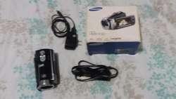 Video Camara Samsung Hmxf90