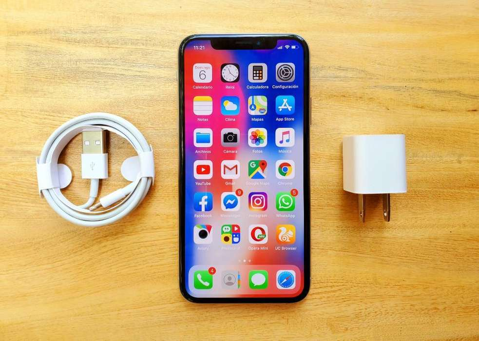 Apple iPhone X de 256gb Vendo O Cambio