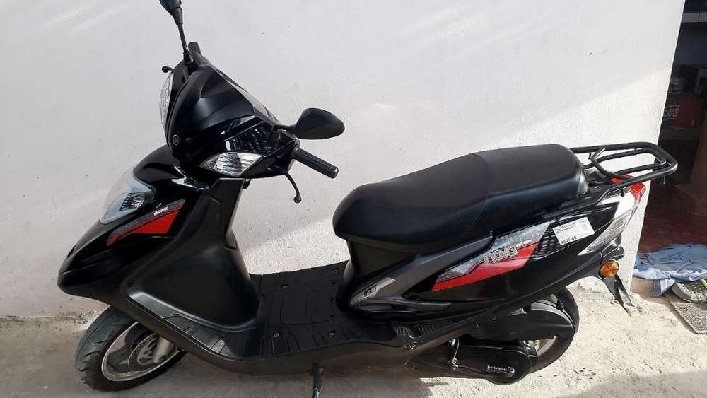 Moto Lineal Skuter