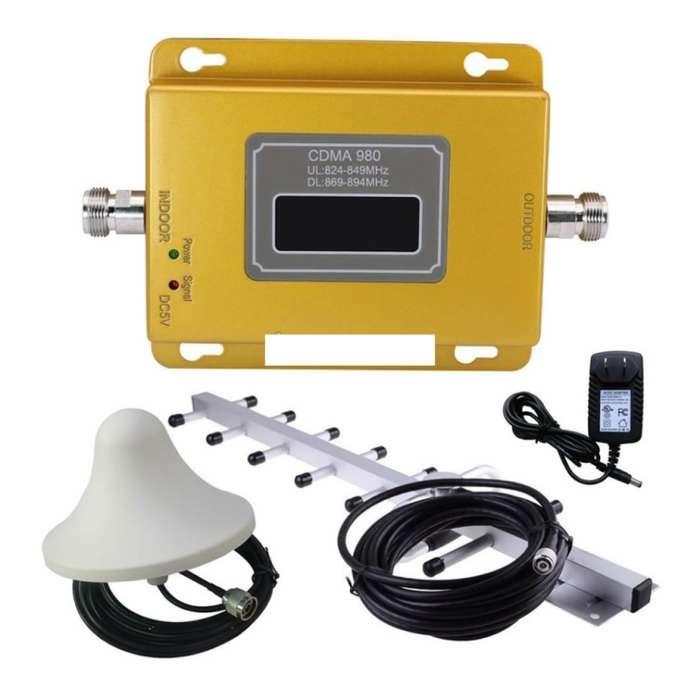 Amplificador de señal celular 850Mhz