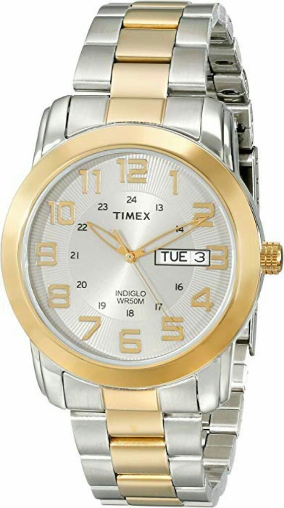 cb4143f6fc10 Reloj Timex de Acero para Hombre - Lima