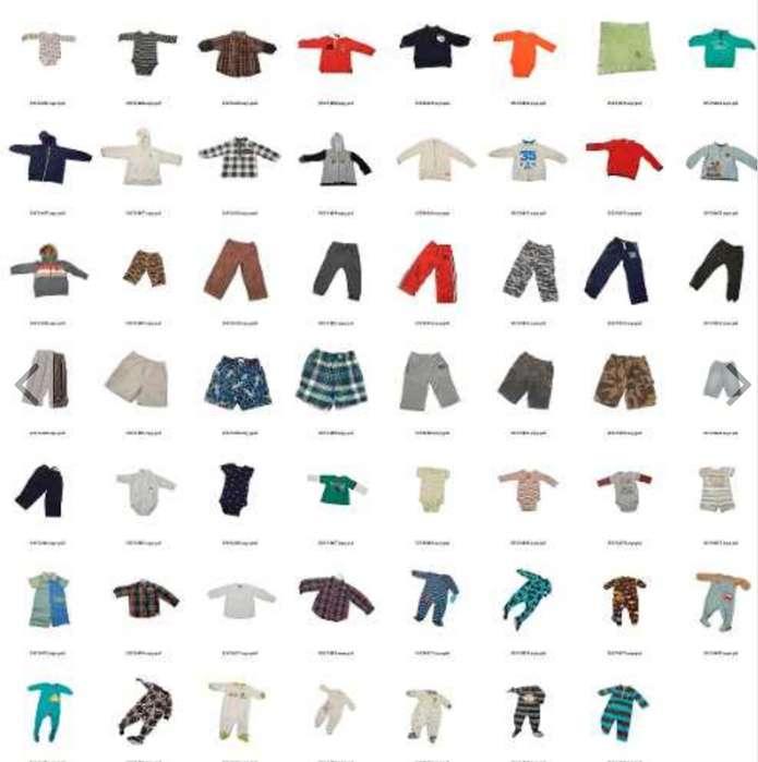 Lotes De <strong>ropa</strong> Americana Para Niño y Niña Hasta 4 Años