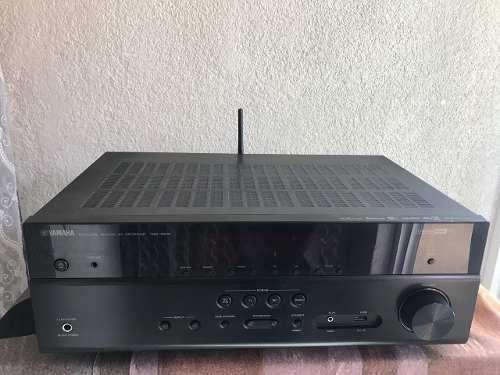 amplificador teatro en casa YAMAHA con wifi bluetooth usb