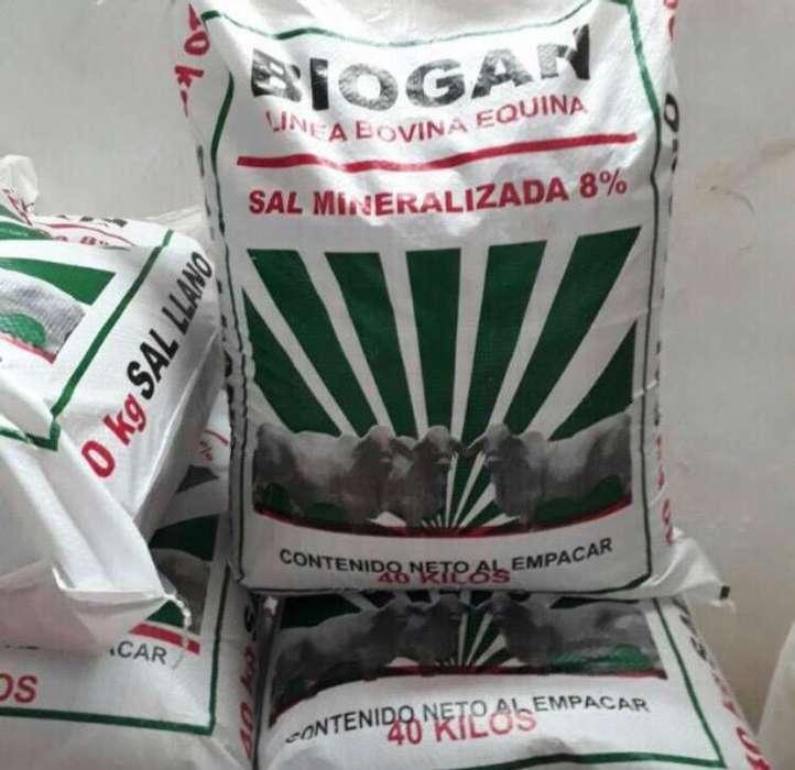 Sal Mineralizada Biogan