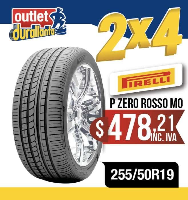 <strong>llantas</strong> 255/50R19 PIRELLI PZERO ROSSO MO X5 X6