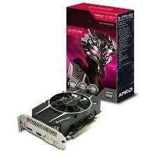 VENDO PLACA DE VIDEO Sapphire Radeon R7 260x 2gb Gddr5
