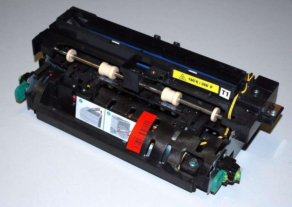 1 Fusor Original Lexmark LM500213 T652 y T654, X650 X652