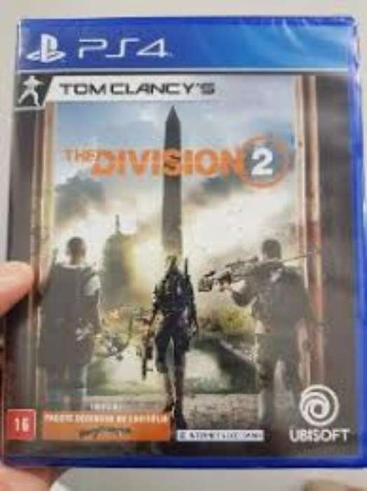 The Division 2 Ps4 Nuevo Y Sellado.