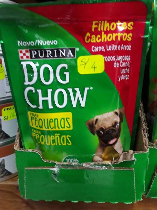 Dog Chow Adulto Sache