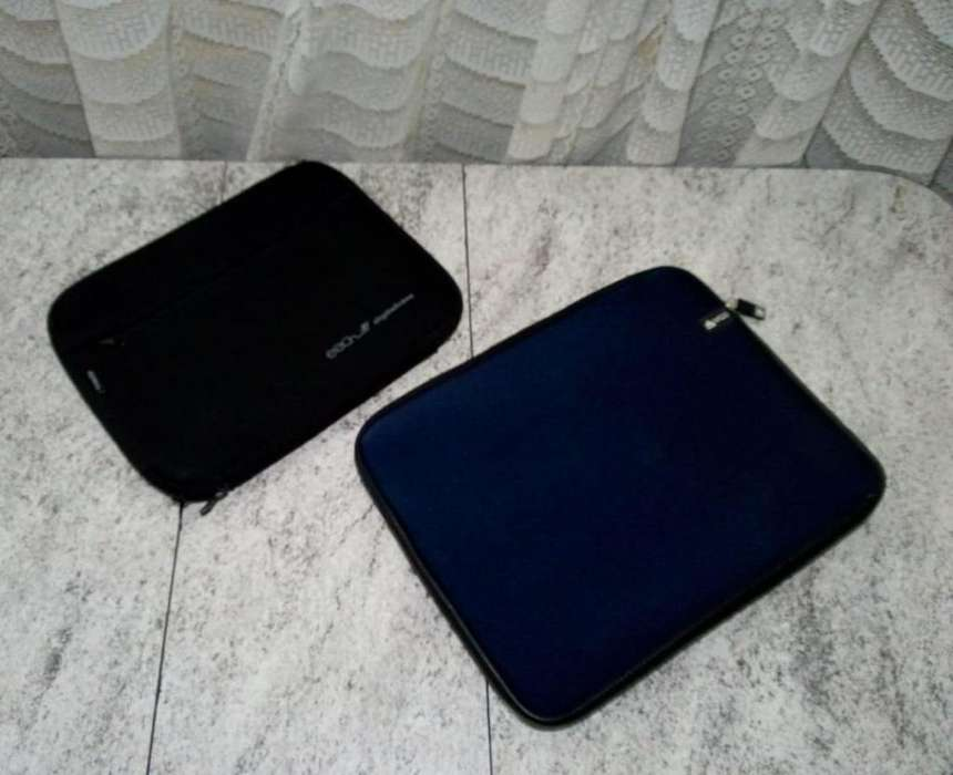 Dos fundas para notebook, netbook o laptop de VGO y DIGITAL CASE