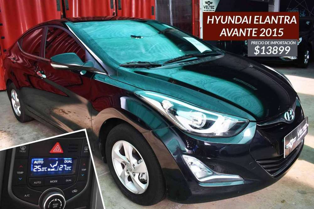 Hyundai Avante 2015 - 32456 km
