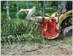 Trituradora Forestal, Picadora, Residuos Palma Africana