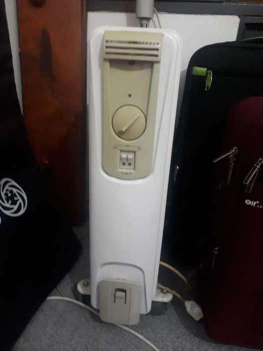 Calefactor con Radiador