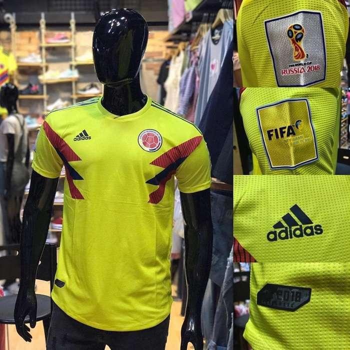Camiseta Colombia Conmemorativa Player
