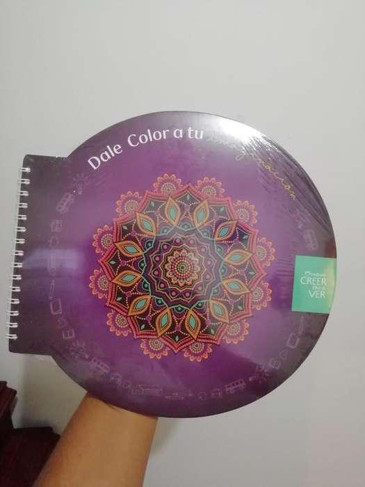Libro para Colorear Mándalas