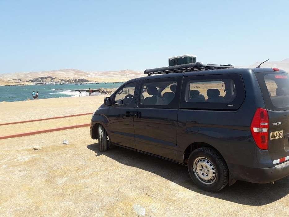 Alquilo Van H1 Hyundai