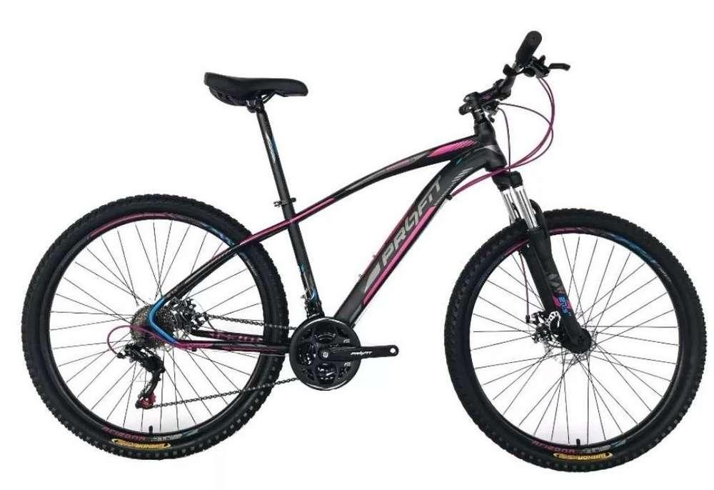 Bicicleta Todoterreno Z10 Rin 27.5 Y 29 TALLA XS, M Y L